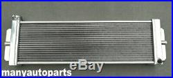 100% New Heat Exchanger Air to Water Intercooler For Cobalt Mustang 24x8x2.5