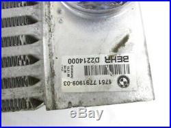 17517791909 Radiator Heat Exchanger Air Air Intercooler BMW 635D E63 3.0 210KW 3