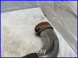 1990 Year Porsche 964 Heat Exchanger Tube 96421133601 Air Distributor Tube
