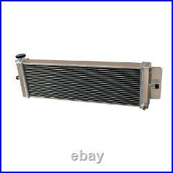 2 Row Aluminium Radiator Air to Water Intercooler, Heat Exchanger AU FAST SHIP