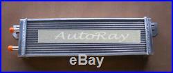 21x6.6x2.25'' Universal Air to Water Intercooler Aluminum Liquid Heat Exchange