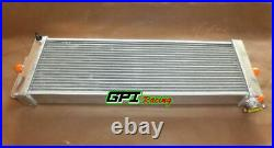 24x8x2.5 Air to Water Intercooler Aluminum Heat Exchanger Radiator universal