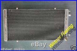25x12.5 4-pass Air To Water Intercooler Heat Exchanger Radiator You Can Custom