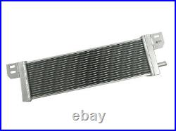 3 Rows Universal Aluminum Radiator Air-Water Intercooler Heat Exchanger