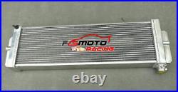 32 x10 x 3.5 Universal Aluminum Heat Exchanger Air to Water Intercooler+cap