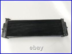 3Row Universal Aluminum Radiator Heat Exchanger Air to Water Intercooler