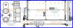 8FC 351 309-384 HELLA Condenser air conditioning