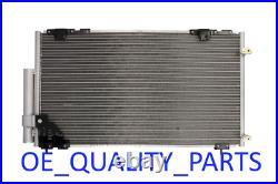 AC Condenser Cooler Radiator A/c Conditioning Con Kondensator KTT110680