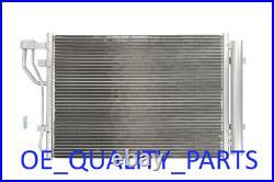 AC Condenser Cooler Radiator A/c KTT110552 for Hyundai ix20 Kia Venga