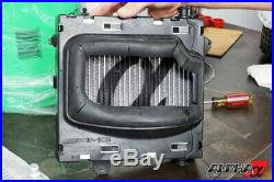 AMS Alpha Auxiliary Heat Exchanger For 2014-2019 Mercedes-Benz M157 S Models