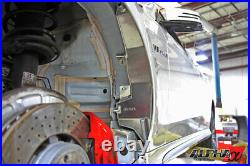 AMS Alpha Turbo Cooler System For 2013-2020 Mercedes-Benz E63 AMG