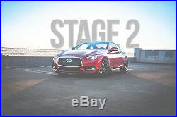 AMS Red Alpha Stage 2 Performance Package For 2016-2019 Infiniti Q50