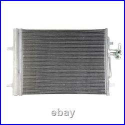 Ac Air Condenser Radiator Nissens Nis 940155