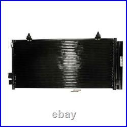 Ac Air Condenser Radiator Nissens Nis 940257
