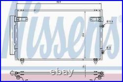 Ac Air Condenser Radiator Nissens Nis 940368