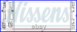Ac Air Condenser Radiator Nissens Nis 94781