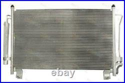 Ac Air Condenser Radiator Thermotec Ktt110295