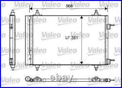 Ac Air Condenser Radiator Valeo Val818170