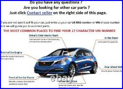 Ac Air Condenser Radiator Wez53005380 Van Wezel I