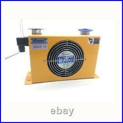 Air Cooler Aluminum Alloy Heat Exchanger Oil Cooler Unit AH0608 Condenser