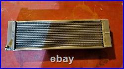 Air To Water Intercooler 3 Air 3/4 Water + Heat Exchanger