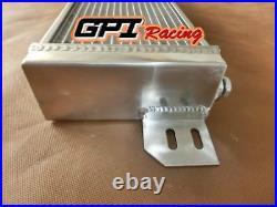 Air To Water Intercooler Turbo Aluminum Liquid Heat Exchanger 28x7x3 Size