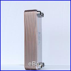 Air compressor /stainless steel plate heat exchanger