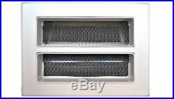 Air heat exchanger (rectangular duct)