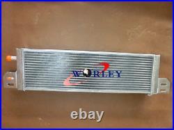 Air to Water Aluminum Liquid Heat Exchanger Intercooler