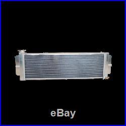 Air to Water Intercooler Alum Heat Exchanger Radiator