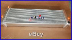 Air to Water Intercooler Aluminum Heat Exchanger Radiator
