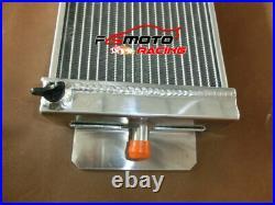 Air to Water Intercooler Aluminum Heat Exchanger Radiator universal