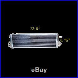 Air to Water Intercooler Aluminum Liquid Heat Exchanger