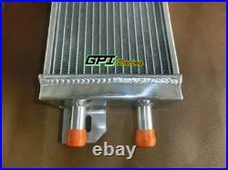Air to Water Intercooler Aluminum Liquid Heat Exchanger RACING NEW
