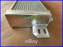 Air to Water Intercooler Aluminum Liquid Heat Exchanger universal