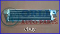 Air to Water Intercooler Aluminum Liquid Heat Exchanger universal 28x7x3 size