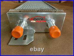 Air to Water Intercooler Liquid Heat Exchanger universal 28x7x3 All Aluminum