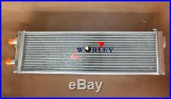 Air to Water Intercooler Turbo Aluminum Liquid Heat Exchanger 21x6.6x2.25 new