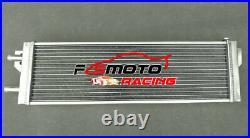 Air to Water Intercooler Turbo Aluminum Liquid Heat Exchanger Universal 21x6.6