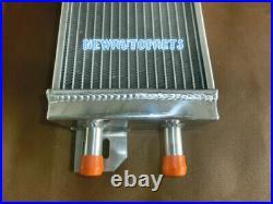 Air to Water Intercooler Universal Aluminum Liquid Heat Exchanger New