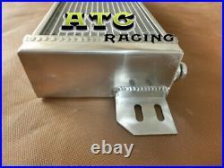 Air to Water Liquid Heat Exchanger Aluminum Intercooler