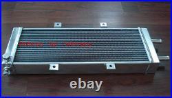 Air to Water / Liquid Intercooler turbo Aluminum Heat Exchanger Radiator cooler