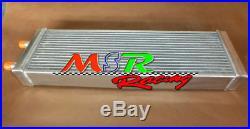 All aluminum Air to Water Liquid Heat Exchanger Intercooler universal