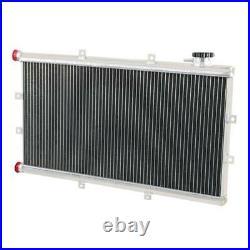 Aluminium Water to Air Heat Exchanger+ Free Cap NEW HIGH PER AUS