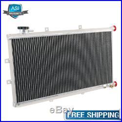 Aluminium Water to Air Heat Exchanger Radiator