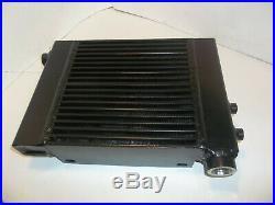 Aluminum Air Compressor Aftercooler 60 CFM UP to 15 HP Heat Exchanger