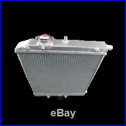 Aluminum Heat Exchanger For Air to Water Intercooler Applications
