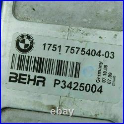 BMW 7er F01 F02 Ladeluftkühler Kühler Ladeluft 7575404