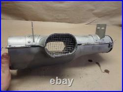 Beechcraft Queen Air Heat Exchange Exhaust Vent