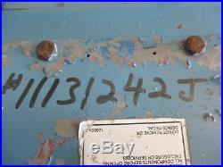 COLT INDUSTRIES AIR COMPRESSOR WithMODINE HEAT EXCHANGER #11131242J REBUILT